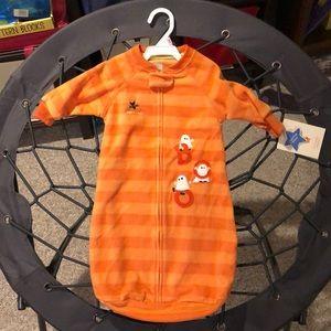 Baby's First Boo- Halloween Sleep Bag